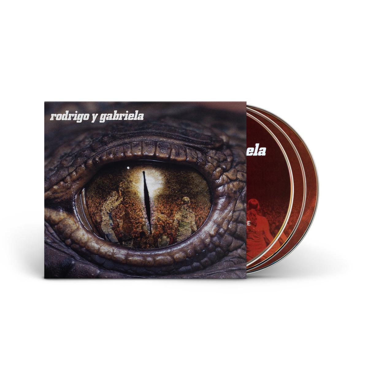 Rodrigo y Gabriela Deluxe CD
