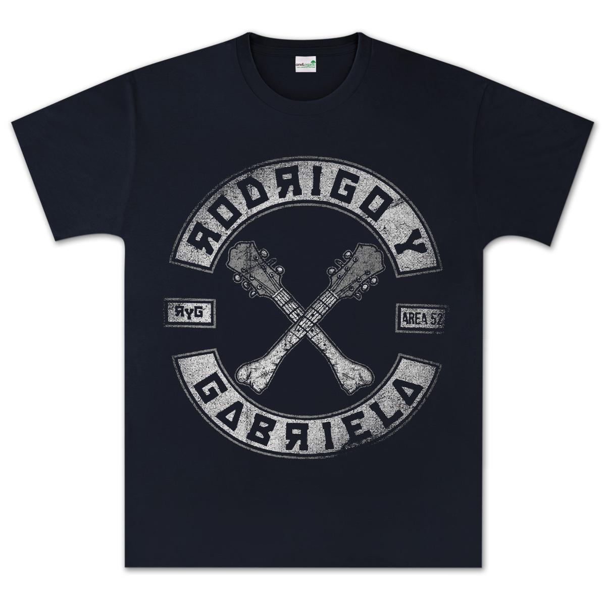 Rodrigo y Gabriela Area 52 T-Shirt