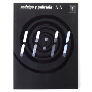 Rodrigo y Gabriela 11:11 Tablature Songbook