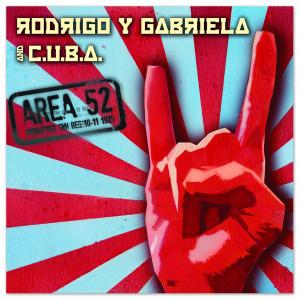 Rodrigo y Gabriela Area 52 CD