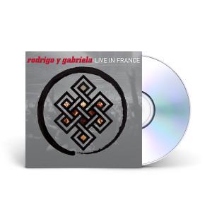 Rodrigo y Gabriela Live in France CD