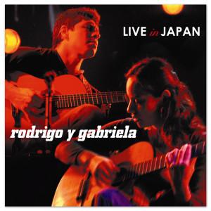 Rodrigo y Gabriela Live in Japan CD