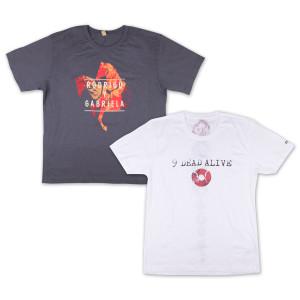 Rodrigo y Gabriela 9 Dead Alive T-Shirt