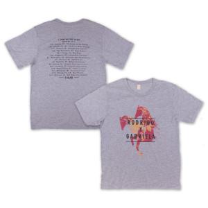 Rodrigo y Gabriela Summer 2014 Tour T-Shirt