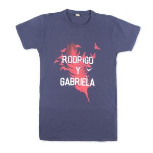 Rodrigo y Gabriela Feathered Women's T-Shirt