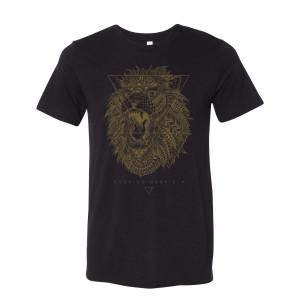 Rodrigo y Gabriela Black Lion T-Shirt