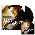 Gavin DeGraw - Make a Move Vinyl / CD Bundle