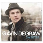 Gavin DeGraw - Sweeter CD
