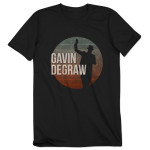 Gavin DeGraw - Spotlight Silhouette T-Shirt