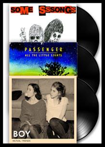 Nettwerk Vinyl
