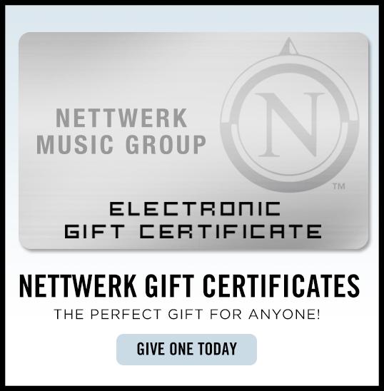 Nettwerk Gift Certificates