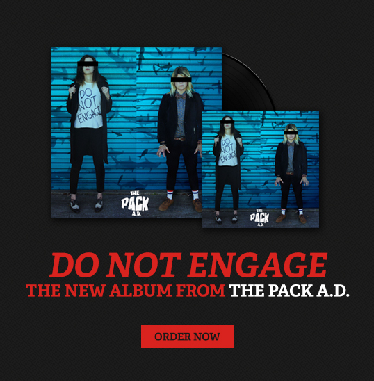 The Pack A.D. - New Album!