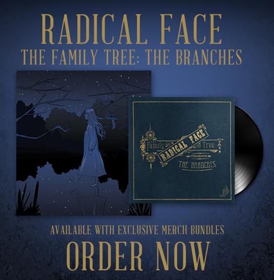 Radical Face - New Album!