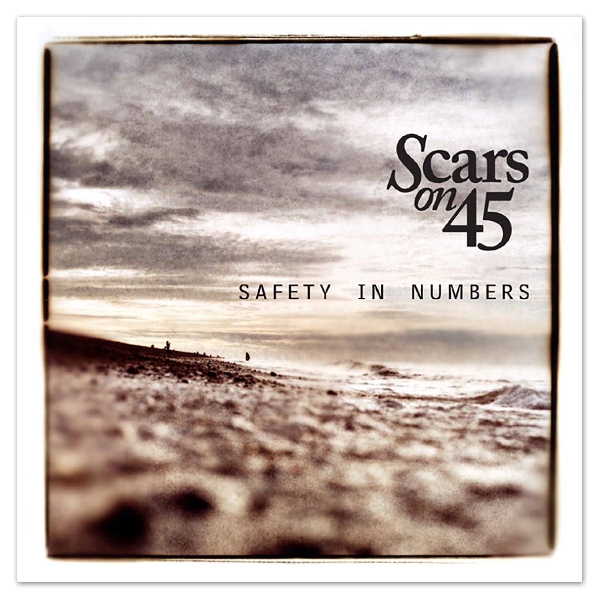 Scars on 45 - Safety in Numbers CD