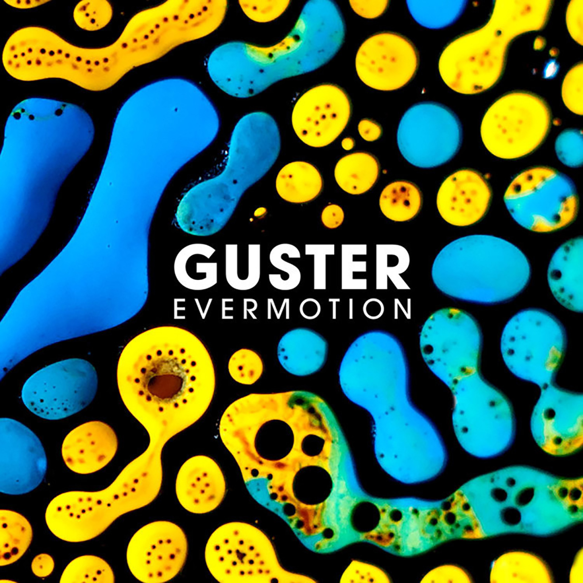 Guster - Evermotion CD