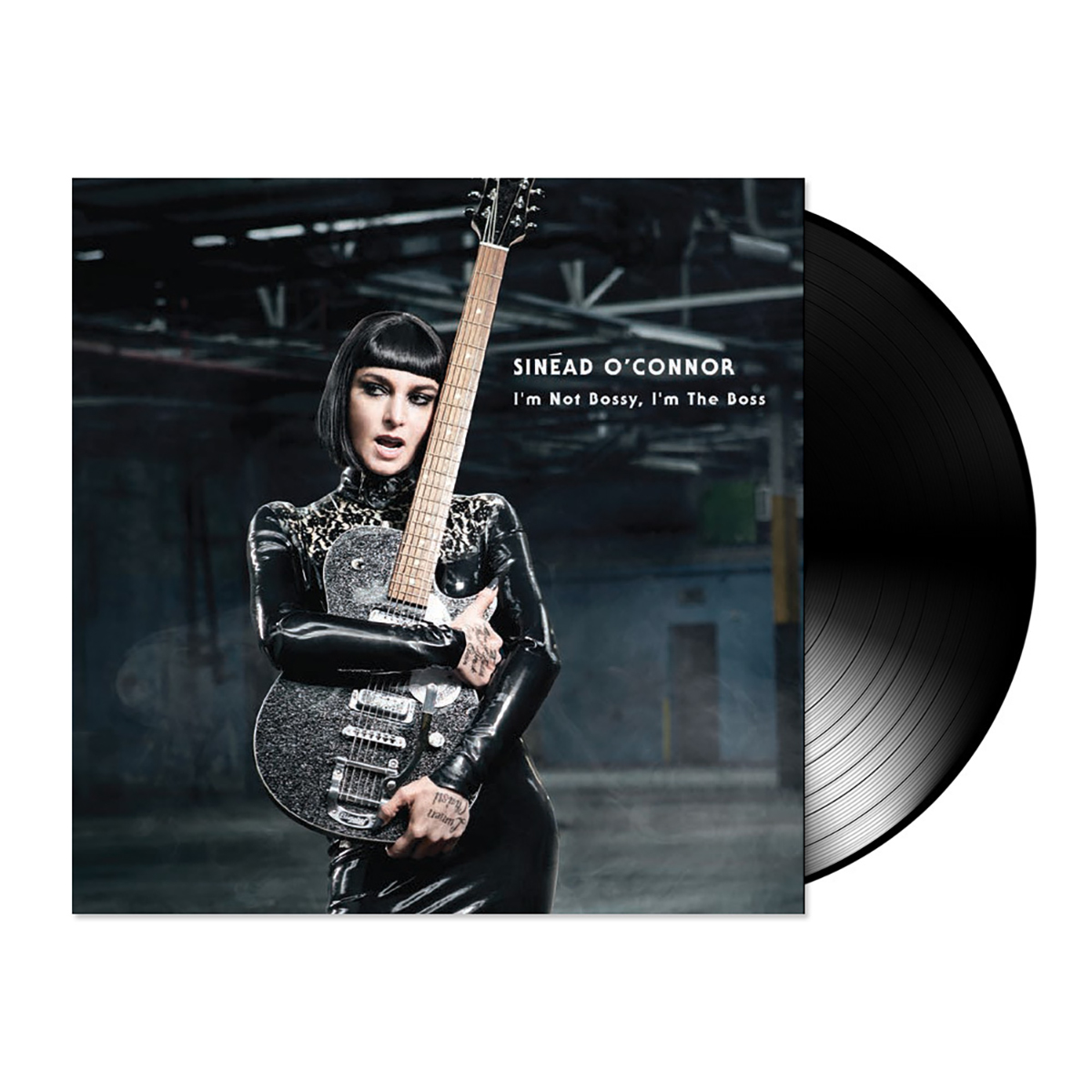 Sinead O'Connor - I'm Not Bossy, I'm The Boss LP