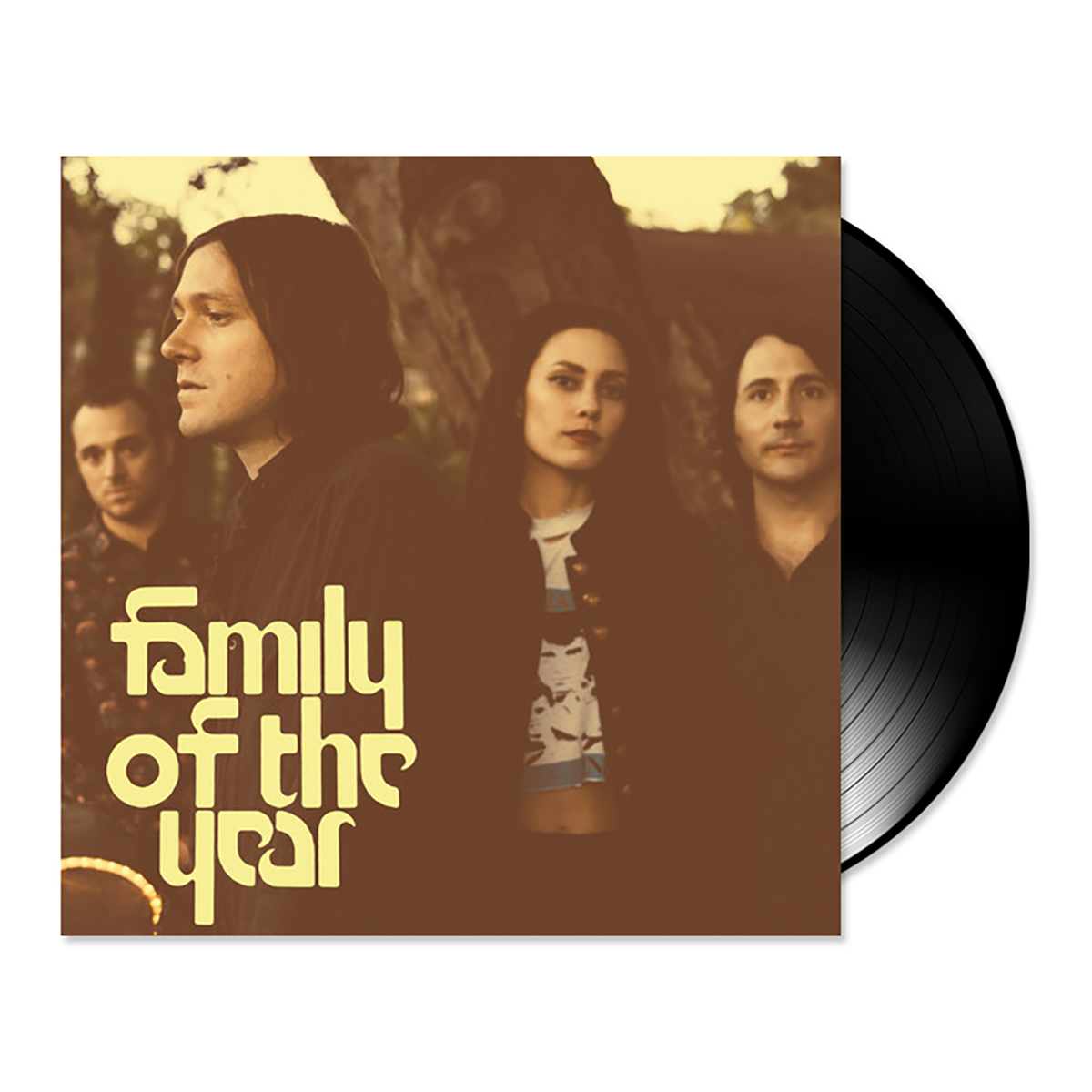 Family of the Year- Family of the Year LP