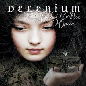 Delerium - Music Box Opera CD