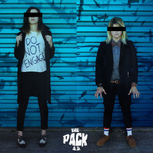 The Pack A.D. - Do Not Engage CD