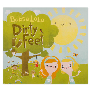 Bobs & Lolo - Dirty Feet CD