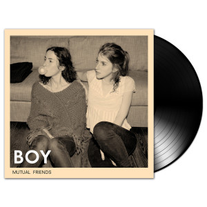 Boy - Mutual Friends Vinyl LP