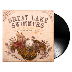 Great Lake Swimmer's - A Forest of Arms LP