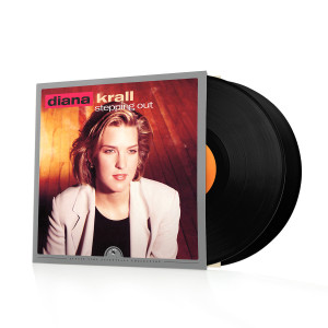 Diana Krall - Stepping Out 2-LP Vinyl