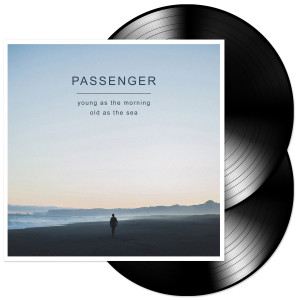 Passenger - Young as Morning, Old as the Sea 2-LP Vinyl