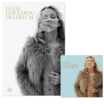 "Delirium Deluxe CD + Art Print 12"" x 18"""