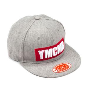 YMCMB Brick Logo Snapback