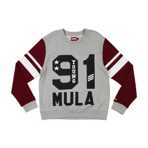YMCMB Jimmy B Crewneck