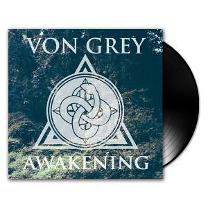 """von Grey """"Awakening"""" EP  12"""" Vinyl"""