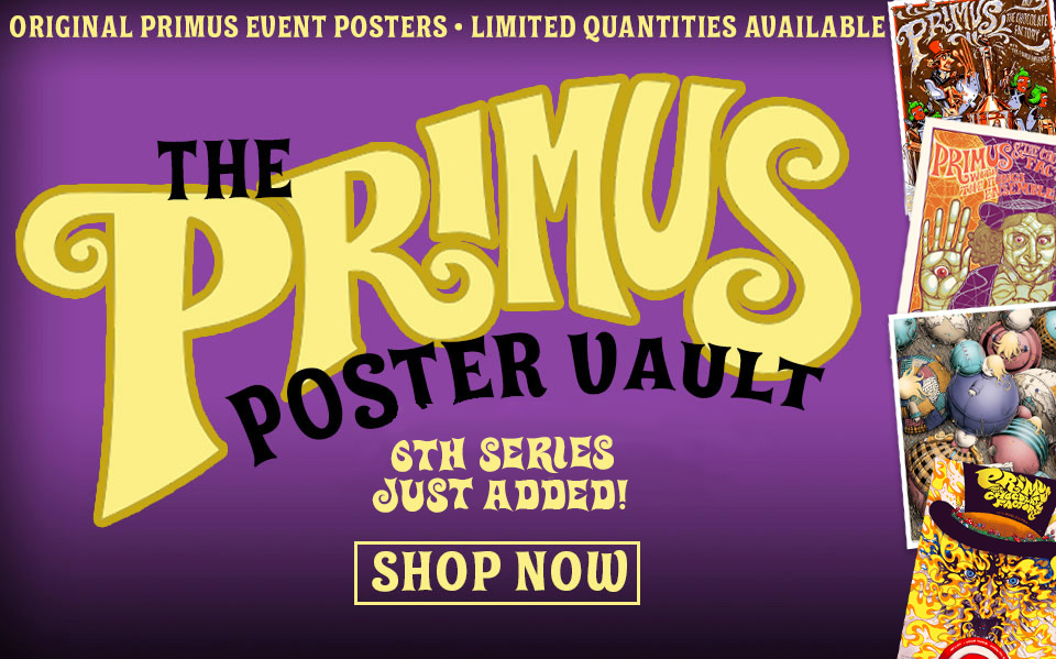 NEW EVENT POSTERS!