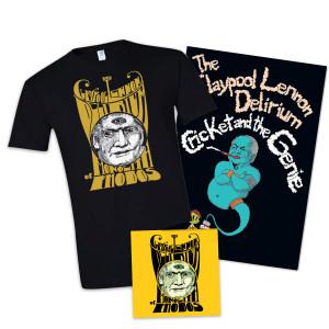 The Claypool Lennon Delirium - Monolith of Phobos MP3 Bundle