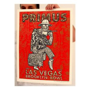 Primus 5/3/14 Las Vegas, NV - Veca