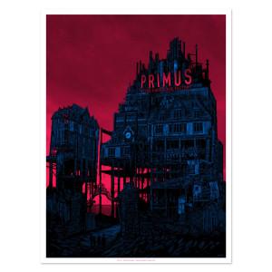 Primus 1/3/2015 Seattle, Washington - Daniel Danger