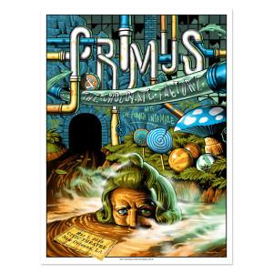 Primus 5/1/2015 New Orleans, Louisiana - Jason Edmiston