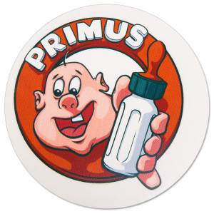 "Primus - ""Suck On This"" Sticker"