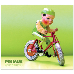 PRIMUS Green Naugahyde CD
