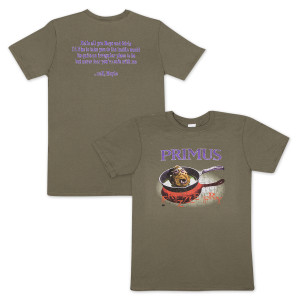 Primus Frizzle Fry T-Shirt