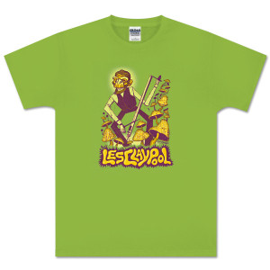 Les Claypool - Mushroom T-Shirt