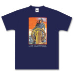 Les Claypool Whales Navy T-Shirt