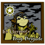 Colonel Les Claypool's Fearless Flying Frog Brigade - Live Frogs Set 1 - MP3 Download