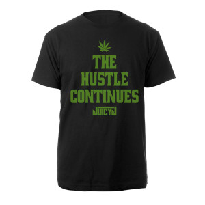 The Hustle Continues Itinerary T