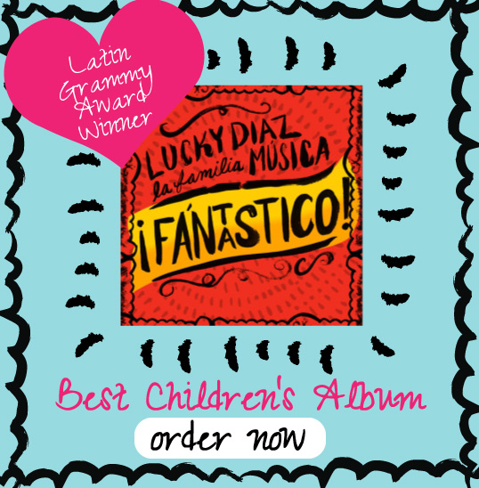 Latin Grammy Award Winner - Best Children's Album