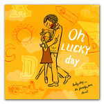 Oh, Lucky Day! CD