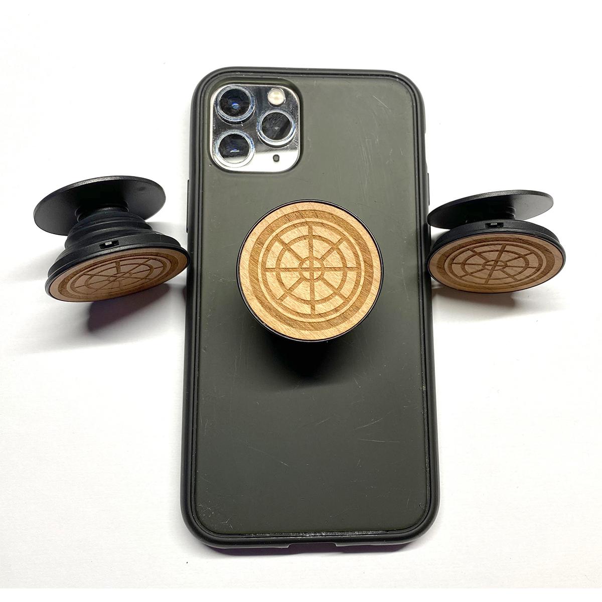 Wood Pop Socket