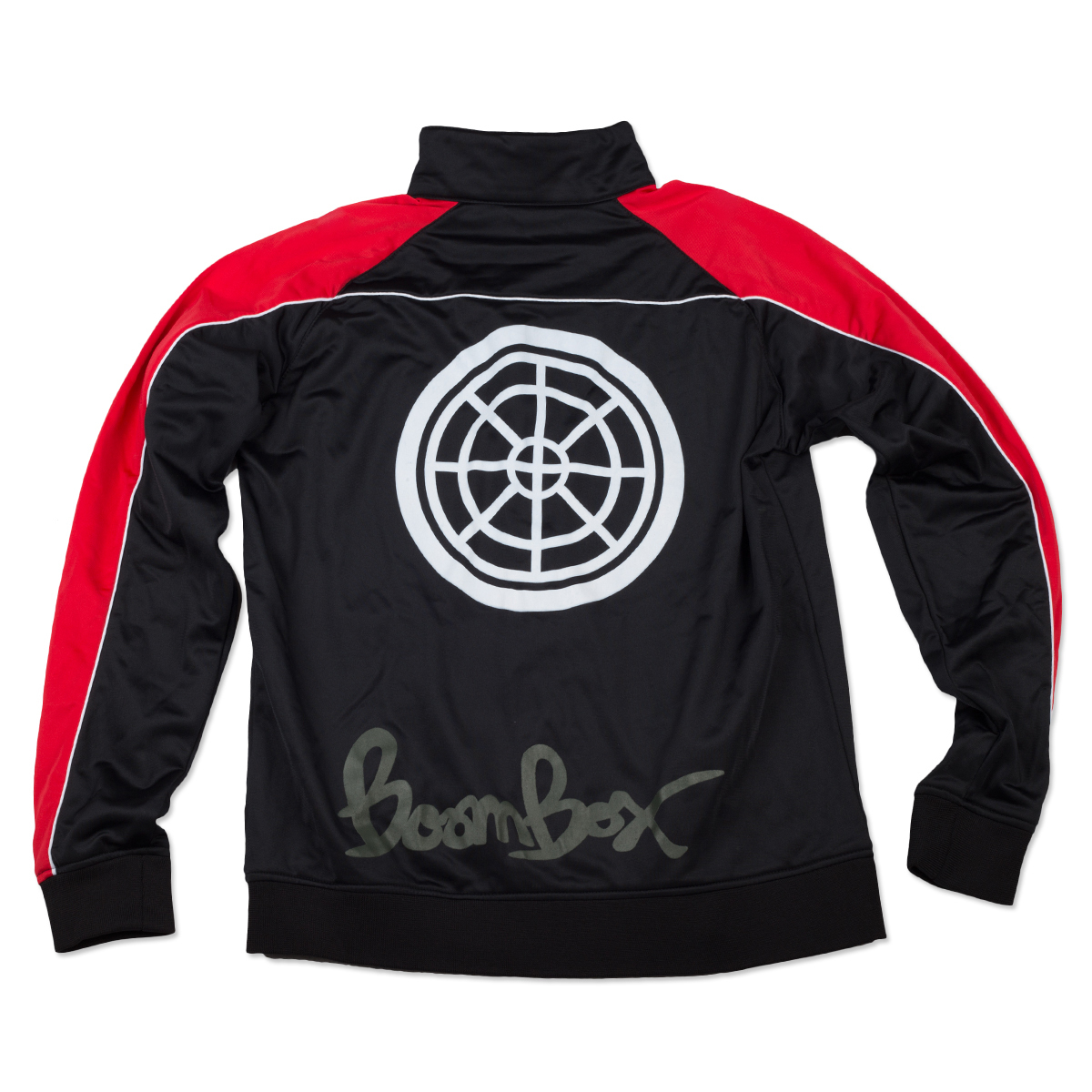 Old School BoomBox Track Jacket