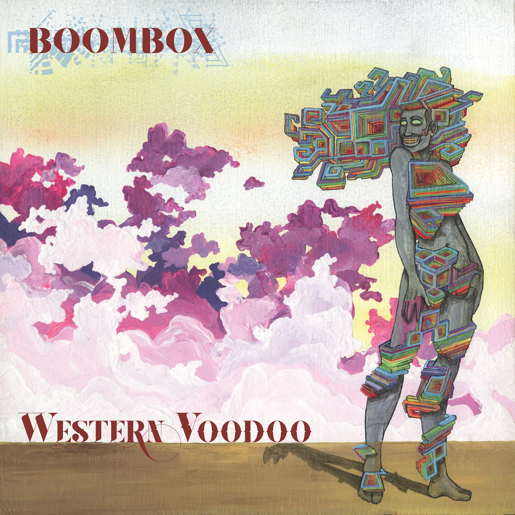 Western Voodoo Double LP (Translucent Purp/Teal)