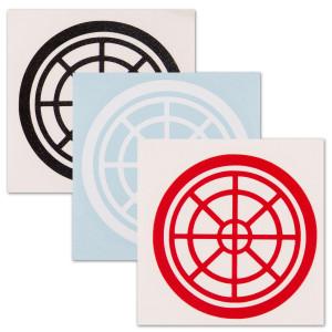 BoomBox Logo Sticker